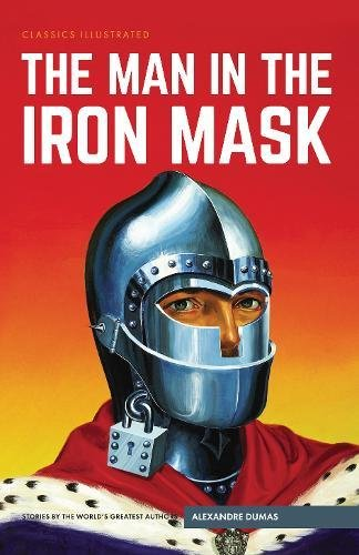 9781911238140: Man in the Iron Mask, The (Classics Illustrated)