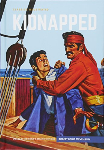 9781911238225: Kidnapped (Classics Illustrated)