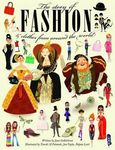 The Story of Fashion: Sedlackova, Jana