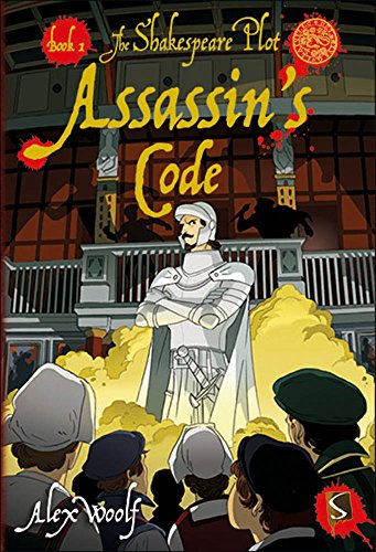 9781911242383: Assassin's Code: Book 1 (The Shakespeare Plot)