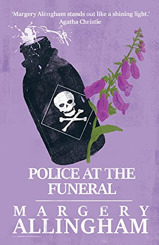 9781911295105: Police at the Funeral (A Campion Mystery)