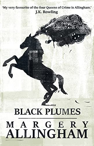9781911295174: Black Plumes (A Campion Mystery)