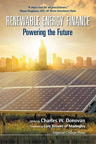 9781911299783: Renewable Energy Finance: Powering The Future