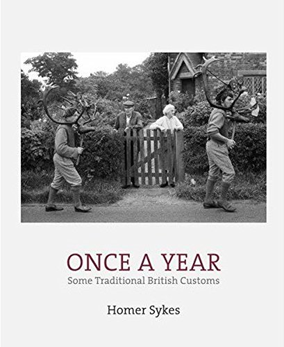 9781911306030: Once A Year: Some Traditional British Customs