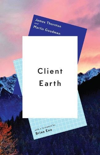 Client Earth: James Thornton