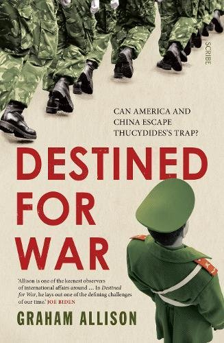 9781911344513: Destined for War: can America and China escape Thucydides's Trap?
