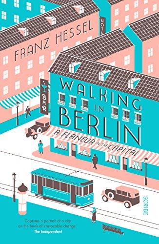 9781911344728: Walking In Berlin [Idioma Inglés]: A Flaneur in the Capital