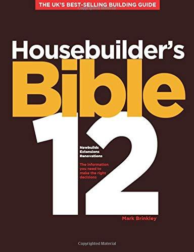 9781911346050: Housebuilder's Bible: No. 12