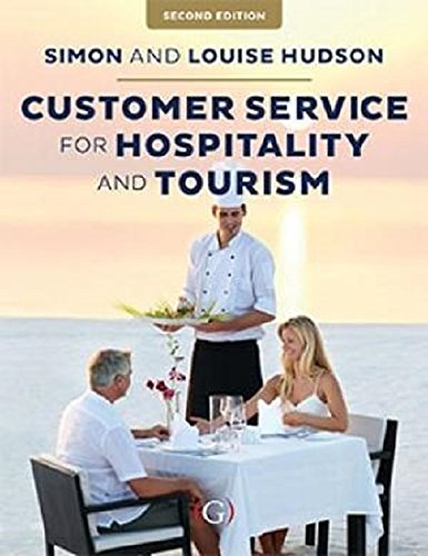 9781911396451: Customer Service for Hospitality and Tourism