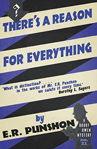 9781911413417: There's a Reason for Everything: A Bobby Owen Mystery