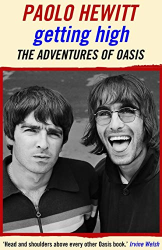 9781911413707: Getting High: The Adventures of Oasis