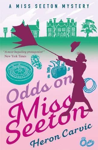 9781911440710: Odds on Miss Seeton (A Miss Seeton Mystery)