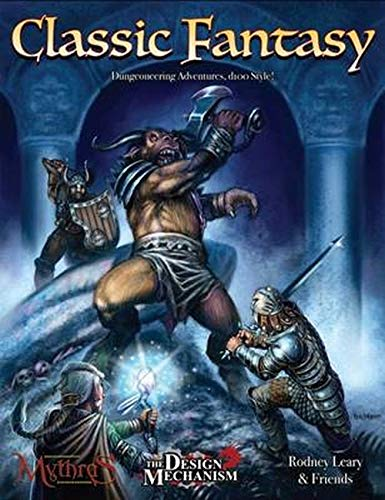 9781911471042: Classic Fantasy: Dungeoneering Rules for Percentile Roleplaying