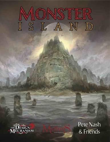 Monster Island: An Adventure Setting for Mythras: Pete Nash