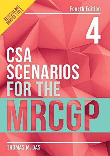 9781911510208: CSA Scenarios for the MRCGP, 4th edition: frameworks for clinical consultations