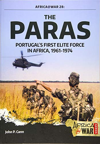 9781911512486: The Paras: Portugal'S First Elite Force: 28 (Africa@War)