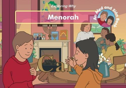 Menorah (Paperback): Tania Ap Sion,