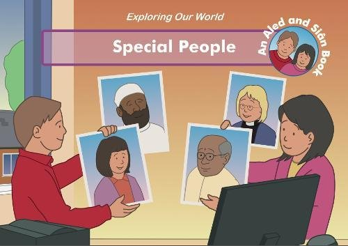 Special People (Paperback): Tania Ap Sion,