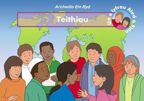 Teithiau (Paperback): Tania Ap Sion,