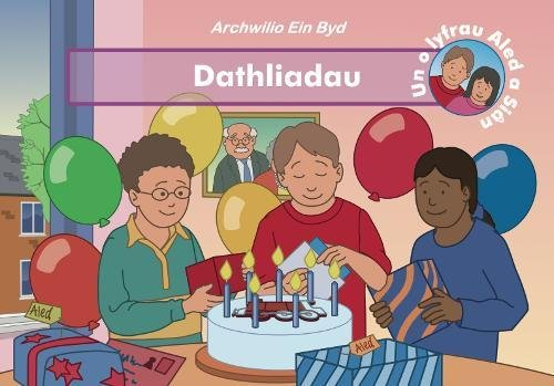 Dathliadu (Paperback): Tania Ap Sion,