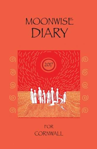 9781911521129: Moonwise Diary for Cornwall 2017