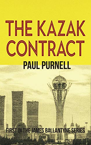 The Kazak Contract (Paperback): Paul Purnell