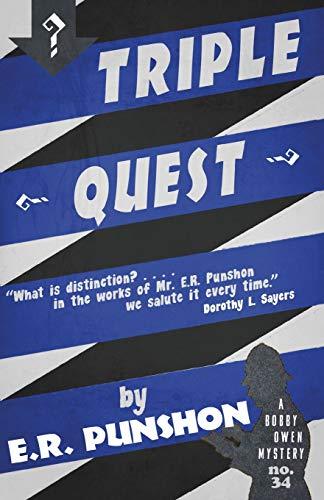 9781911579113: Triple Quest: A Bobby Owen Mystery (The Bobby Owen Mysteries)