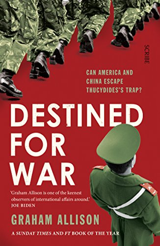 9781911617303: Destined for War: can America and China escape Thucydides' Trap?