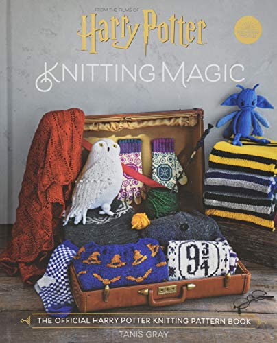9781911641926: Harry Potter - Knitting Magic: The official Harry Potter knitting pattern book