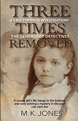 9781912056705: Three Times Removed (Maze Investigations)
