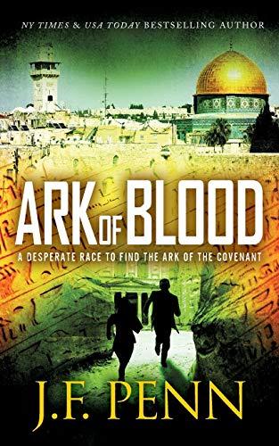 9781912105717: Ark of Blood (ARKANE Thrillers)