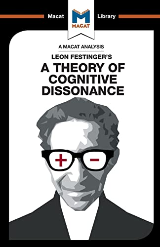 9781912127818: A Theory of Cognitive Dissonance (The Macat Library)