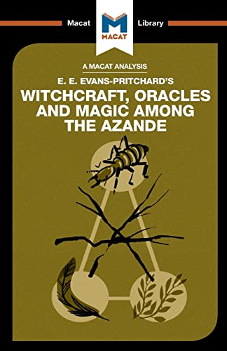 An Analysis of E.E. Evans-Pritchard's Witchcraft, Oracles: Kitty Wheater