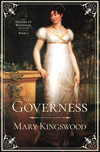 9781912167180: The Governess (Sisters of Woodside Mysteries)