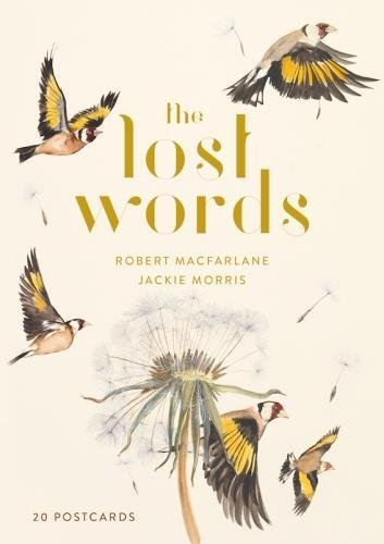 9781912213399: The Lost Words 20 Postcard Pack