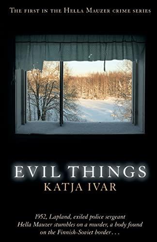 9781912242092: Evil Things (Hella Mauzer)