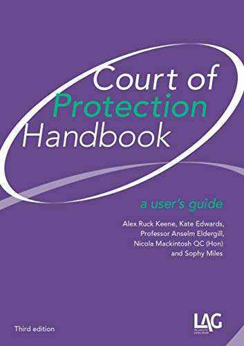 9781912273270: Court of Protection Handbook: a user's guide