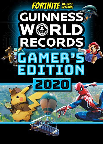 9781912286829: Guinness World Records Gamer's Edition 2020