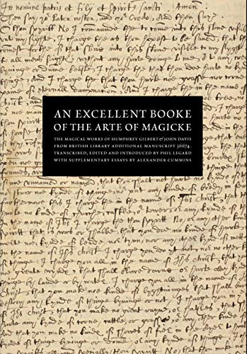 9781912316298: An Excellent Booke of the Arte of Magicke
