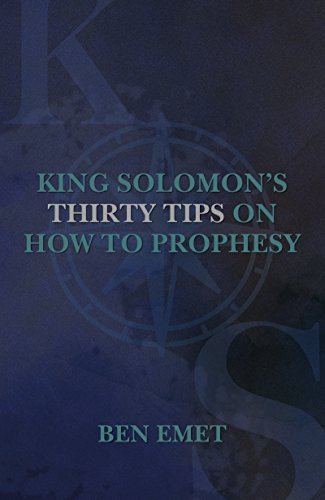 King Solomons Thirty Tips On How To