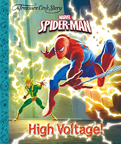 9781912396740: Marvel Spider-Man - High Voltage! (Treasure Cove Stories)