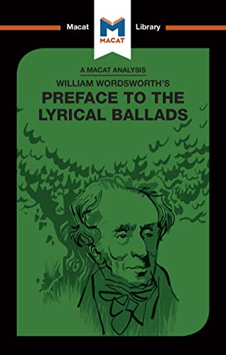 William Wordsworth's Preface To The Lyrical Ballads: Latter, Alex