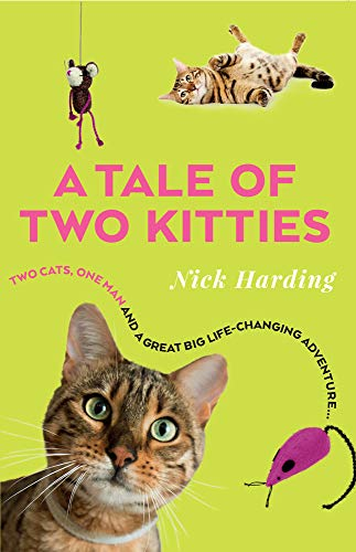 9781912624096: A Tale of Two Kitties: 2 cats, 1 man and a great big life-changing adventure