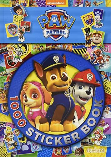 9781912707096: Paw Patrol 1000 Sticker Book