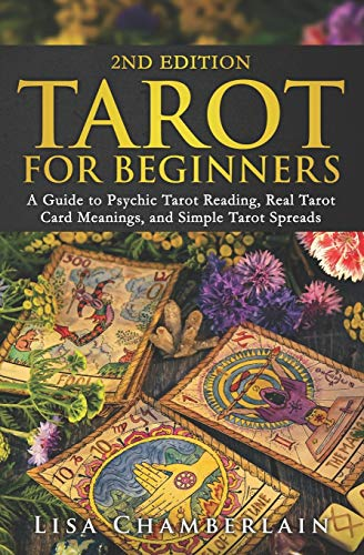 9781912715046: Tarot for Beginners: A Guide to Psychic Tarot Reading, Real Tarot Card Meanings, and Simple Tarot Spreads (Divination for Beginners Series)