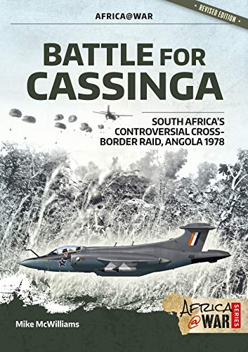 9781912866847: McWilliams, M: Battle for Cassinga (Africa@War)