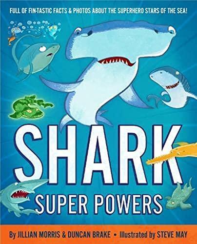 9781912979165: Shark Super Powers