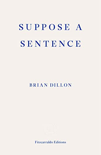 9781913097011: Suppose a Sentence