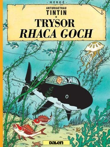 9781913573027: Tintin: Trysor Rhaca Goch