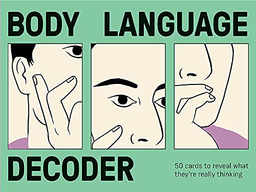 Martin Brooks, Body Language Decoder